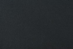 close up of black fabric background and texture