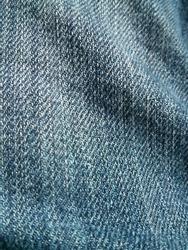 Close Up of Blue Jeans Jean Denim