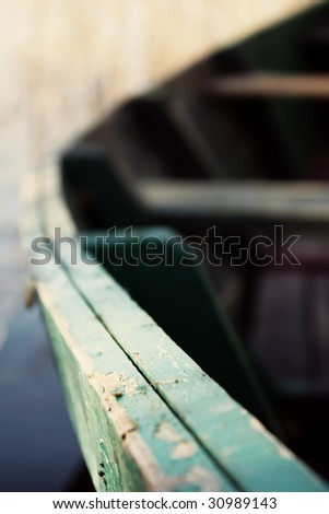 Close-up of boat #30989143