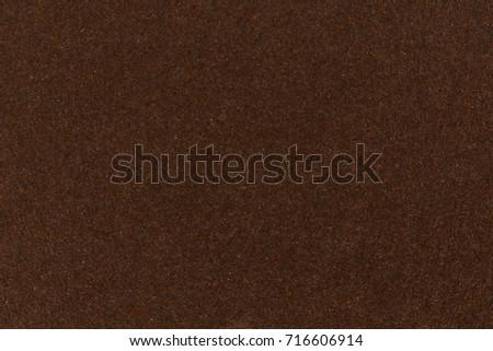 Close up of brown paper textured and background, craft paper background. High resolution photo. #716606914
