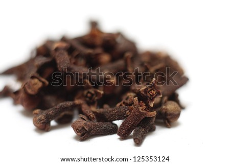 Close-up of cloves