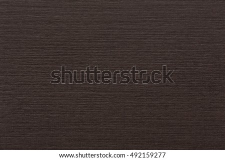 Close up of dark brown paper texture background. High quality texture in extremely high resolution #492159277