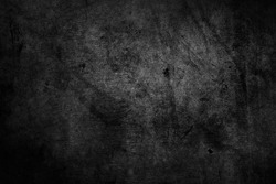 Close-up of dark grunge textured background