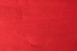 Close-up of dark red paper texture background