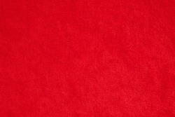 close up of elegant red velvet - fashion design - abstract background