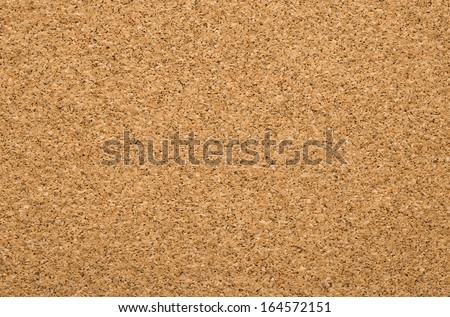 Close up of empty cork board, bulletin board with copy space
