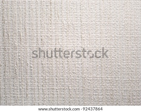 Close-up of  fabric texture background