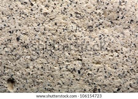 Close-up of granite rock
