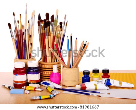 arts supplies