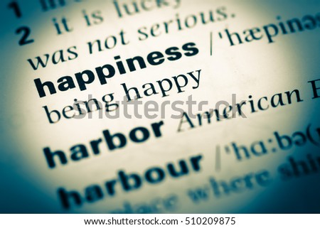 Happy Definition Of Happy At Dictionary Com >> Definition Of Word Happy In Dictionary Images And Stock