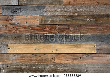 Close up of Old vintage wood textured background