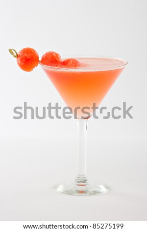 sluts-with-pink-martini-cocktail-naked