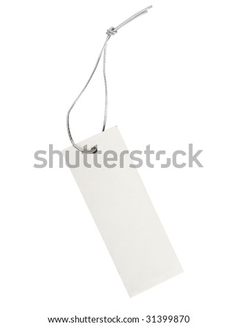 close up of post it reminders on white background with clipping path