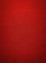 close up of red fabric texture background