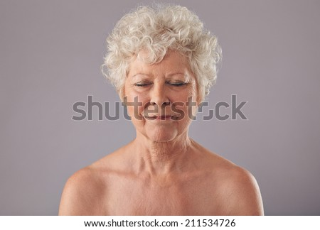 Have thought an elderly woman naked authoritative message