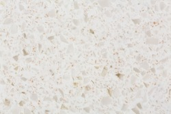 Close up of synthetic quartz stone texture. High resolution photo.