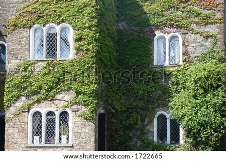 Close Up Of The Dering Arms One Of The Haunted Pubs Of