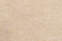 Close-up of the light brown carpet texture background in the meeting room.The texture of light brown carpet texture.