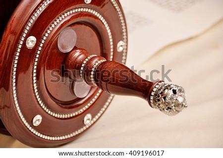 Close Up of Torah #4 #409196017