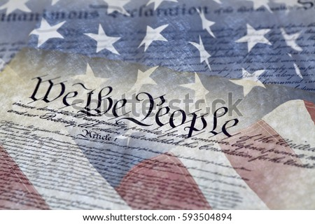 free photos constitution of the united states and american flag we