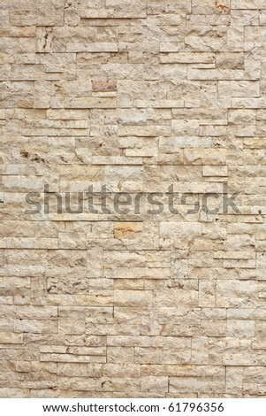 close up of  white brick wall for background