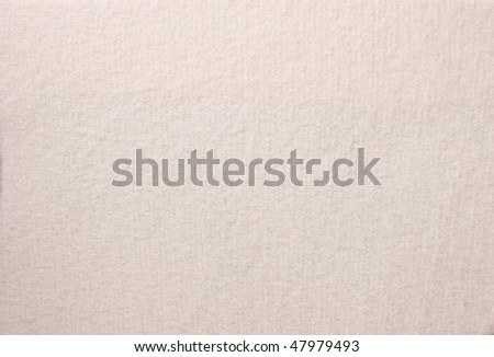 Close up of white colored wool textile  in Hi-Res