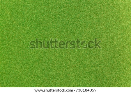 Close up on Greenery texture background, green grass texture for mapping 3D object. - Shutterstock ID 730184059