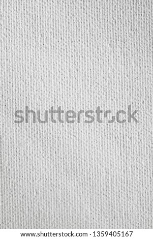 Close up paper texture background. Abstract seamless pattern. Goya canvas.