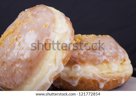 close up photo of fresh Doughnuts