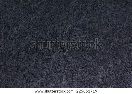 Close up photo of genuine leather surface texture to show the texture pattern and detailing of material.