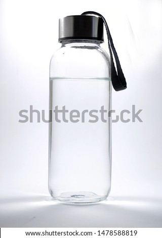 close up photo of glass bottle #1478588819