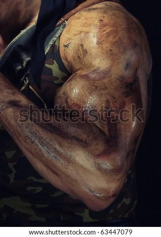 muscular women tubes