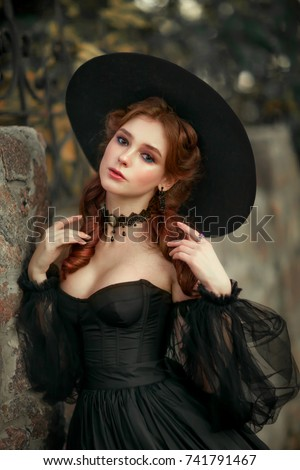 fantasy art girl Young