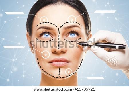 beauty spa skin