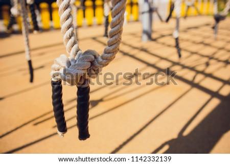 kates playground tied up