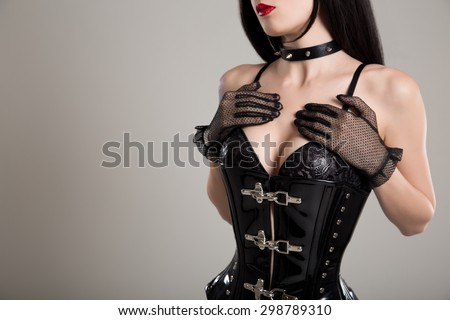 Pics Fetish corset