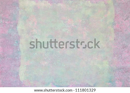 Close up texture of colorful background