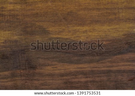 Close up top view wood surface for background purpose.