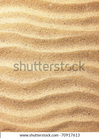 close up view beach sand background