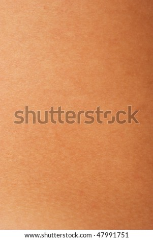 close up view of a human skin (series)