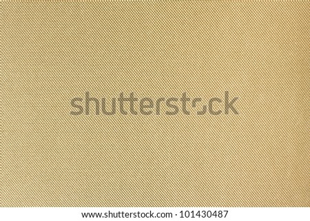 Close-up yellow fabric textile texture for background