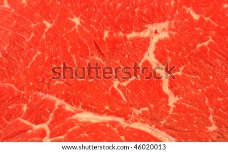 Close View Steak