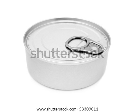 closed can