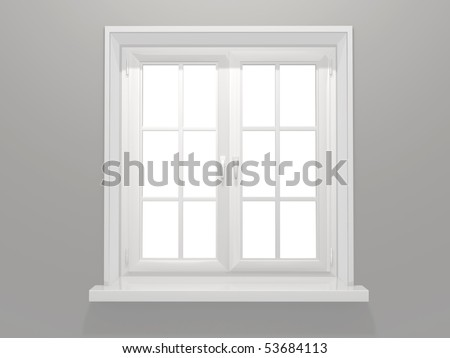 Closed window