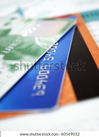 Closer look at credit cards