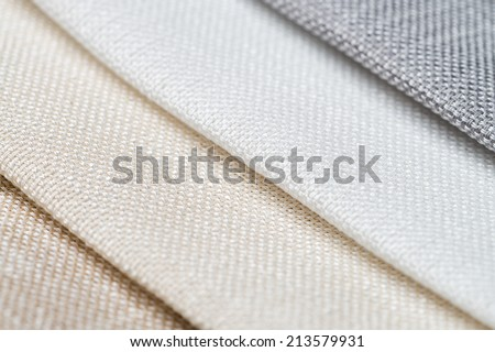 Closeup detail of beige texture background.