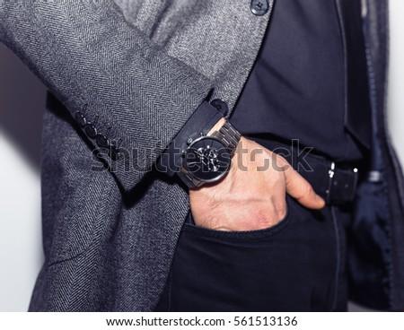 closeup fashion image luxury...
