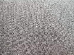 Closeup gray fabric texture background