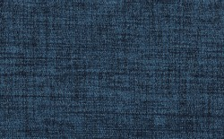 Closeup navy blue color fabric sample texture backdrop.Strip line dark blue,indigo blue colors fabric strip line pattern design,upholstery,textile for decoration interior design or abstract background