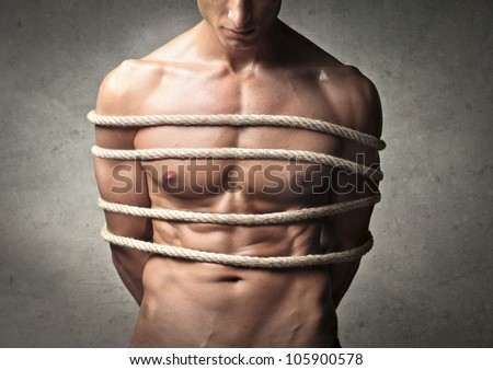 Building muscle Stock Photos, Images, & Pictures